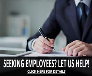 Seeking Employees?